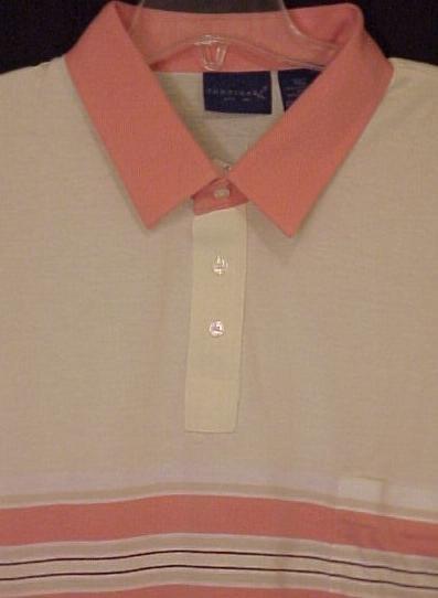 Pull Over Collar Polo Shirt Short Sleeve 4XLT 4X Tall 4XT Big Tall Mens Clothing 922651