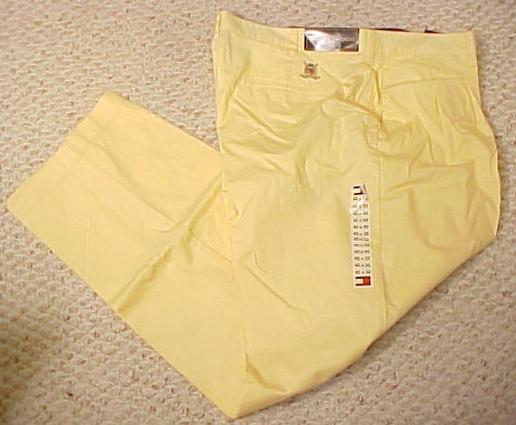NEW Tommy Hilfiger Golf Pants 42 X 32 Big Tall Mens Clothing 702331