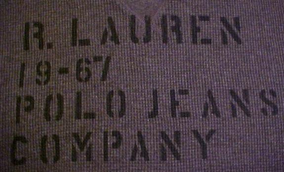 Ralph Lauren Polo Jeans Thermal Long Sleeve Aviator Shirt 3XLT 3XT Big Tall Men Clothing 803381