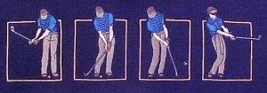 New Polo Sweater Golf Golfer Navy Sz 3X 3XL Big Tall Mens Clothing 107091