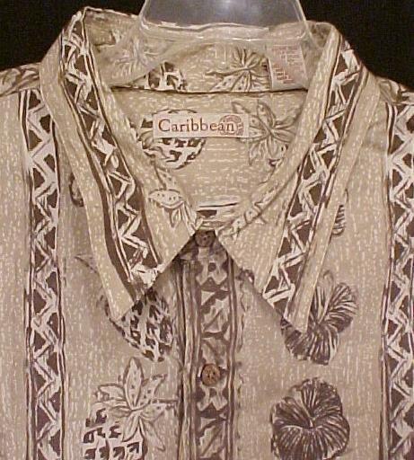 NEW Hawaiian Button Front Short Sleeve Shirt Size 3XT 3XLT Big Tall Mens Clothing 32031