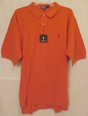NEW Polo Ralph Lauren Golf Shirt Short Sleeve Size 3XT 3XLT  Big Tall Men's Clothing 32571