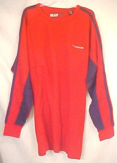 Ralph Lauren Polo Jeans Long Sleeve Thermal Shirt T-Shirt 2XLT 2XT Big Tall Mens Clothing 43451-2