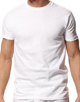 NEW Crew Neck T-shirt Undershirt 2 pack Size 7X 8X Big Tall Mens Clothing 33081