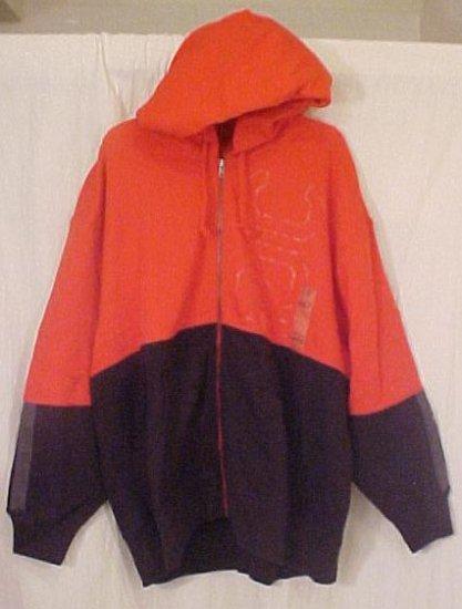 NEW Ralph Lauren Polo Jeans Zip Up Sweatshirt 3X 3XL Big Tall Mens Clothing 106851-2