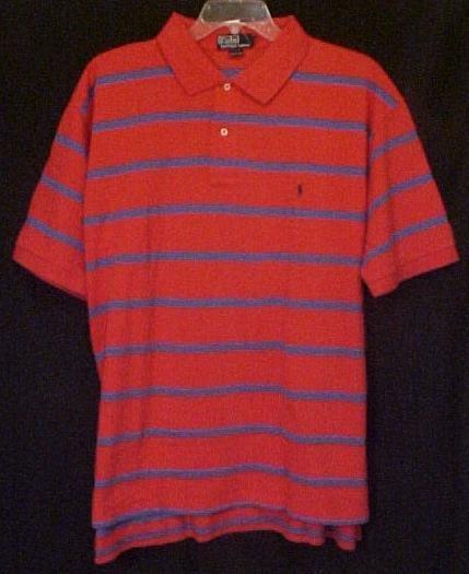 Polo Ralph Lauren Golf Shirt Short Sleeve Size 3XL 3XB 3X Big Tall Mens Clothing 911931