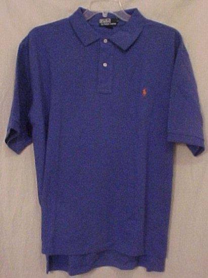 New Ralph Lauren Polo Golf Shirt Short Sleeve Size 3X 3XL Big Tall Men's Clothing 912091
