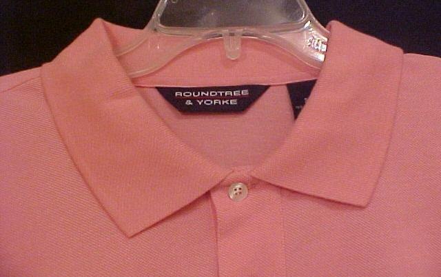 New Polo Golf Shirt Short Sleeve Size 4XT 4XLT Big Tall Men's Clothing 913501