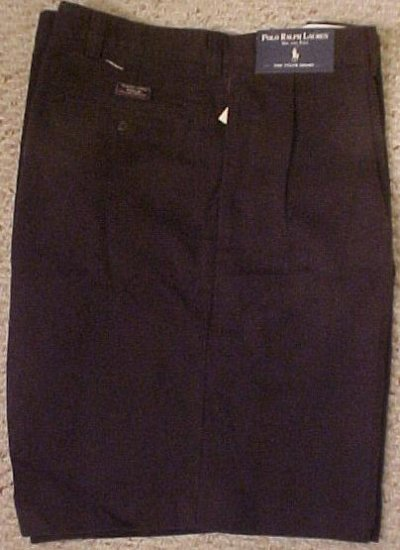 New Ralph Lauren Polo Tyler Golf Shorts Navy Size 40 Big and Tall Mens Clothing 914591-2