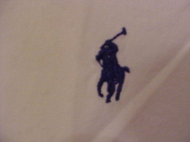 Ralph Lauren White Button Down Shirt S/S Size 2X 2XB 2XL Big Mens Clothing 914771