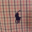 Big Tall Ralph Lauren Button Down Short Sleeve Shirt Size 3XT 3XLT Big Tall Mens Clothing 915541