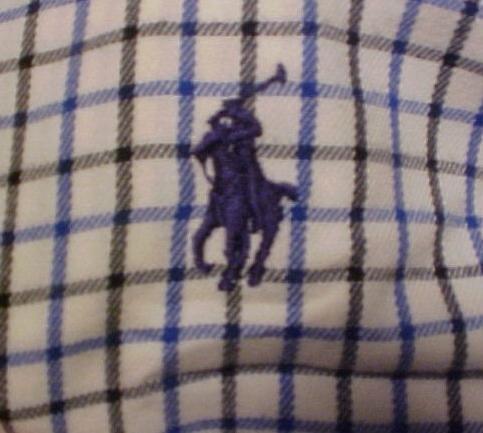 Ralph Lauren Button Down Shirt Long Sleeve Size 3X 3XL 3XB Big Mens Clothing 915951
