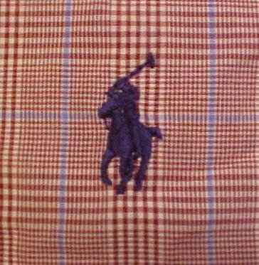 Plaid Ralph Lauren Button Down Long Sleeve Shirt 3XLT 3XT 3LT Big Tall Mens Clothing 917431