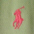Lime Green Polo Ralph Lauren Golf Polo Shirt Size 3XLT 3XT Big Tall Mens Clothing 919051