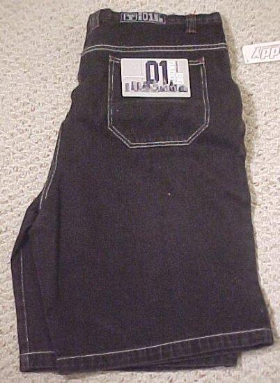 Polo Jean Shorts Mens