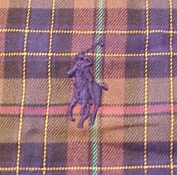 Ralph Lauren Brown Plaid Button Down Shirt Long Sleeve 3XT 3XLT 3LT Big Tall Mens Clothing 920921 2