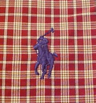 Ralph Lauren Button Down Plaid Shirt Long Sleeve 3XT 3XLT 3LT Big Tall Mens Clothing 921111