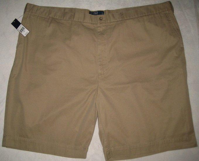 New Ralph Lauren Polo Prospect Shorts Khaki Size 42 Big Men's Clothing 922421 2