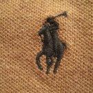 Camel Polo Ralph Lauren Long Sleeve Polo Shirt 3X 3XL 3XB Big Tall Mens Clothing 922481 2