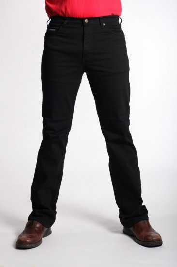 Grand River Classic Stretch Jeans Black 72 X 32 Big Tall Mens Clothing 183-72-32