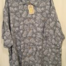 Big Mens Button Down Casual S/S Shirt Size 5X 5XL 5XB 924641 2