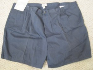 New Navy Blue SHORTS Size 54 Big Mens Clothing 927441