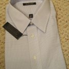 Murano Button Front Long Sleeve Dress Shirt 19 - 36 Big Tall Men's Clothing 923671
