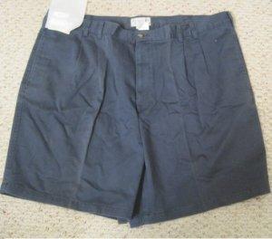 New Navy SHORTS Size 44 Big Mens Clothing 926521
