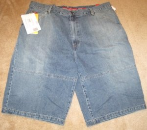 New ECKO Denim SHORTS Size 44 Big and Tall Mens Clothing 923901 4