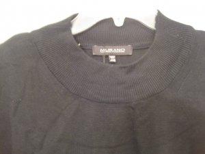Black Mock Neck Pull Over Sweater 4XB 4X 4XL Big Tall Mens Clothing 938961