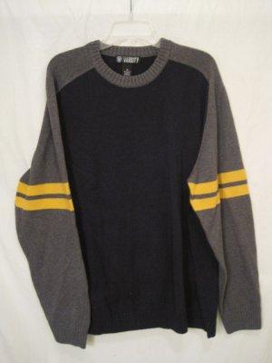 Varsity Pull Over Sweater Crewneck 2XB 2X 2XL Big Tall Mens Clothing 938691 3