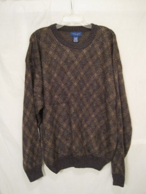 Towncraft Pull Over Sweater Crewneck 3XB 3X 3XL Big Tall Mens Clothing 938551