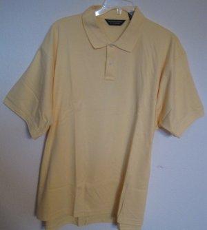 New Golden Haze Polo Golf Shirt S/S Size 3XT 3XLT Big Tall Mens Clothing 925401
