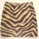 New Ralph Lauren Animal Print Skirt Size 18W 18 PlusSize Women Clothing 810941-3