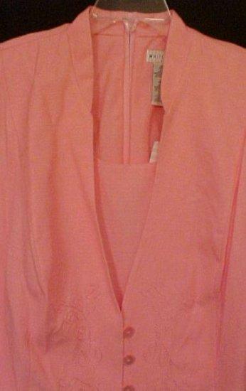 New Plus Size Dress Suit - 1 pc Size 26W 28W Plus Size Women Clothing H400451-4