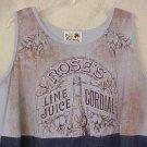 New Denim 2 pc Dress Jacket Roses Size 2X 18 20 Plus Size Women Clothing H400461
