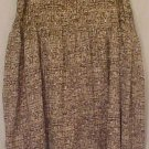 New Tan Brown Skirt 24W 24 Plus Size Women Clothing 811691-2