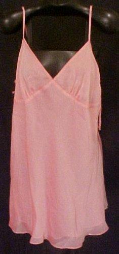 New 2 pc Pinkish Thong Lingerie Size 1X 14W 16W Plus Size Women 200671