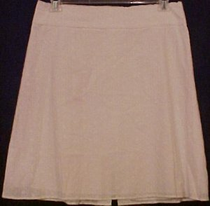 NEW Sigrid Olsen Eyelet White Skirt Size 14 Retail $110 Fashions For Her 201421