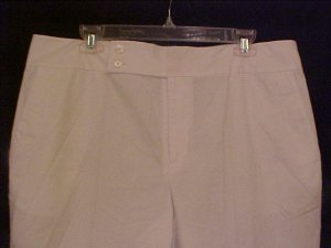 NEW Ralph Lauren White Capris Size 14  Fashions For Her 201171