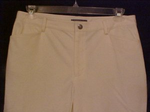 NEW Ralph Lauren Pearl Stretch Pants Size 12  Fashions For Her 201081 2