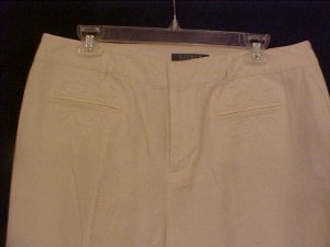New Ralph Lauren Pearl  LONG SHORTS Size 12 Fashions For Her 201111