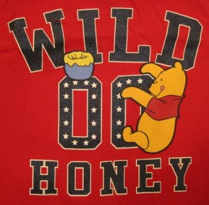 New Winnie the Pooh Sleeveless T-Shirt Size 14 16 Plus Size Women Clothing 202011