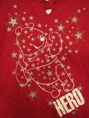 New Winnie the Pooh Short Sleeve T-Shirt Size 14 16 Plus Size Women Clothing 201901