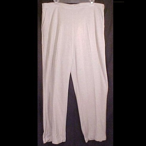 New Ralph Lauren Gray Pants $105 Plus Size 2X 18W 20W Plus Size Women Clothing 400111 4