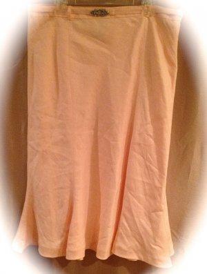 NEW Ralph Lauren size 16 Peach Linen Dress Skirt Fashions For Her  005