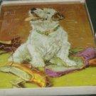 Vintage Puzzle Set - Puppies