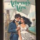 ATHENA'S AIRS  Zabrina Faire  Warner Library of Regency Romance #17 Walter Popp   s1664