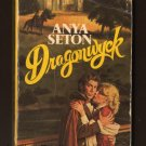 Dragonwyck by Anya Seton Hudson River Valley Tom Miller cover historical gothic s1666