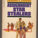 Assignment Star Stealers Edward S Aarons T2281 Gold Medal Sam Durell suspense  pb  s1637